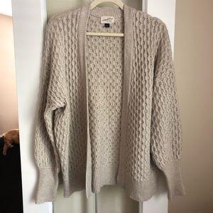 Universal Thread Honeycomb Cardigan